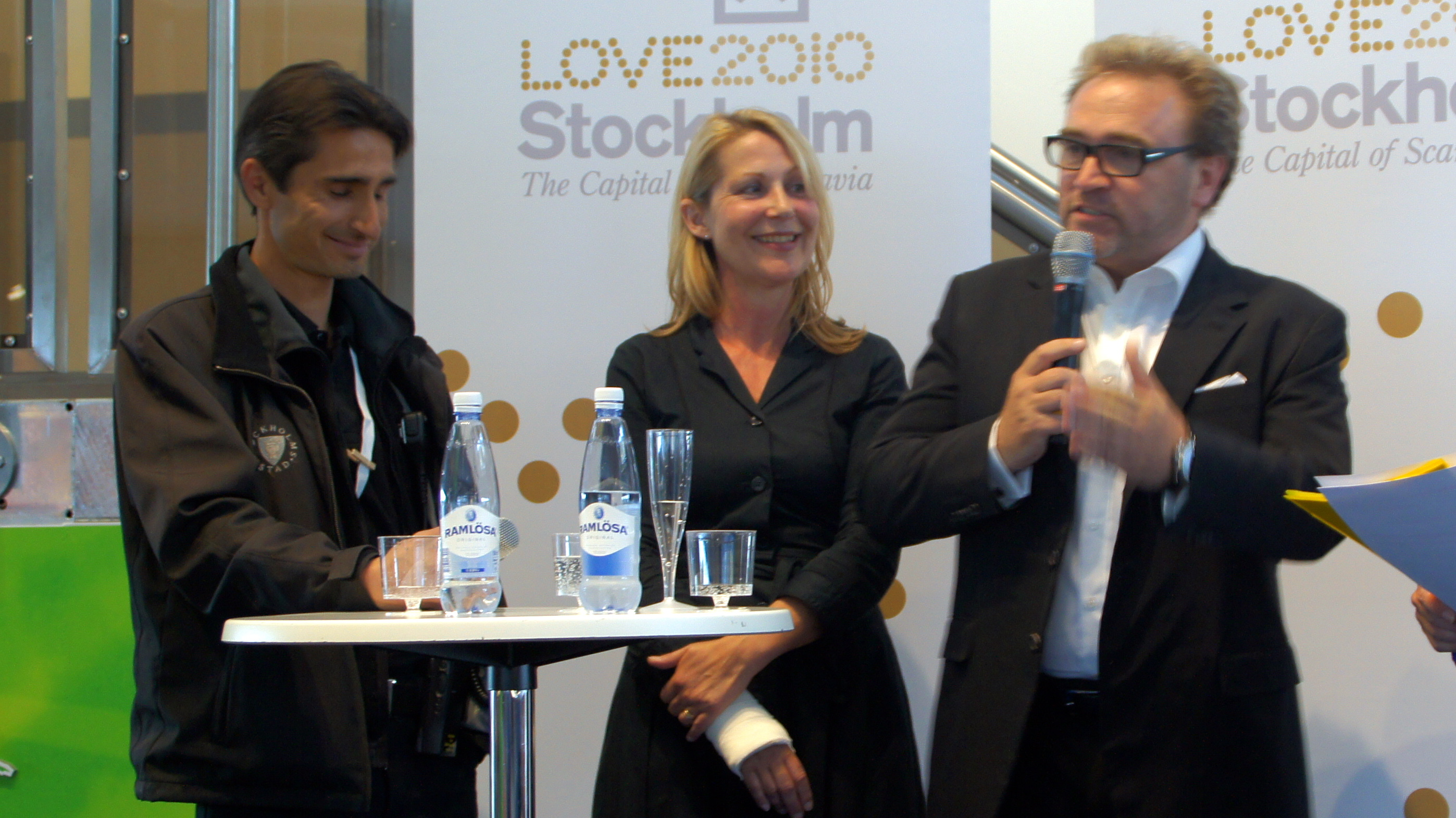 Julian Stubbs at Stockholm Love 2010