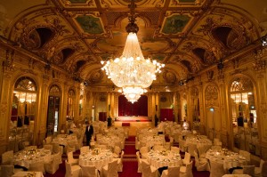 The Hall of Mirrors, Stockholm's Grand Hotel